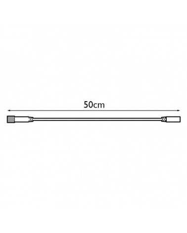 Adaptador SMART-FLEXILIGHT 50cm