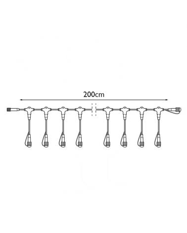 Conector 10 Smart 2 metros