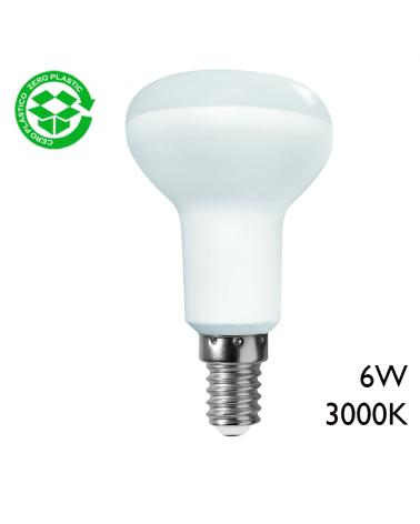 Bombilla Reflectora 50mm LED R50 6W E14