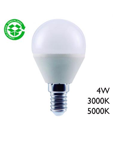 LED Golf ball bulb 4W E14