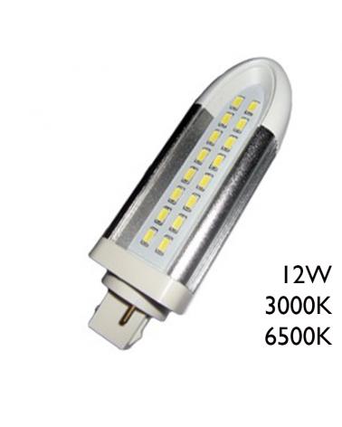 LED PL bulb 12W G24d 1200Lm. 35mm
