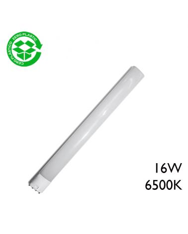 LED PLL 2G11 bulb 16W 6500K 1450Lm.