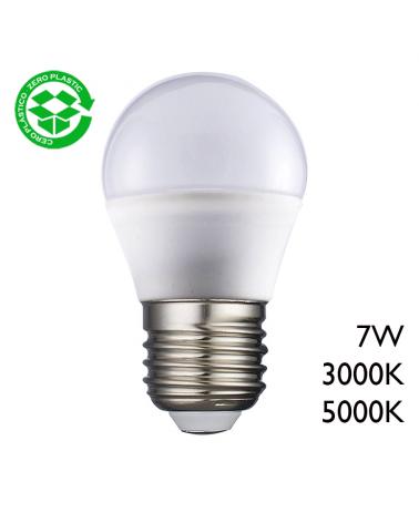LED Golf Ball bulb 7W E27