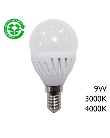 LED Golf ball bulb 9W E14 900Lm