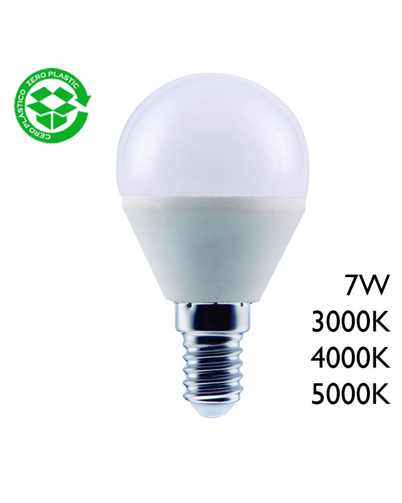 LED Golf Ball bulb 7W E14
