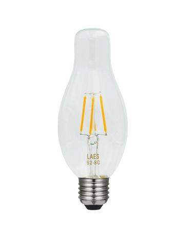 Bombilla Vintage Quinque 58 mm. filamentos LED E27 Regulable 2,5W 2200K 250 Lm.