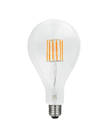Bombilla Vintage Standard 165mm. LED filamentos E40 Regulable 12W 2200K 1050 Lm.