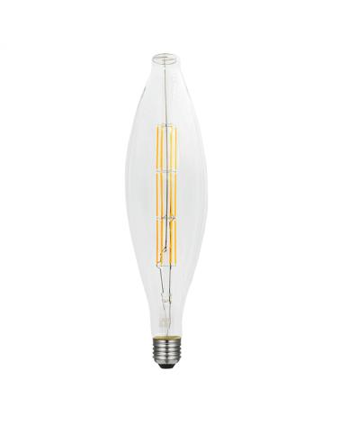 Bombilla Vintage Elipse 120 mm. filamentos LED Regulable E40 18W 2200K 2000 Lm.