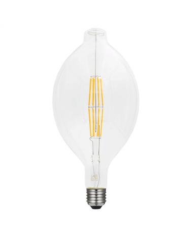 Bombilla Vintage Elipse 360 mm. filamentos Regulable LED E40 18W 2200K 1690 Lm.