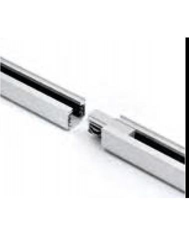 Carril universal 300cm monofásico color aluminio