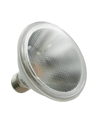 Bombilla Reflectora PAR 30 95 mm. IP65 10W E27 3000K 780 Lm. 24º