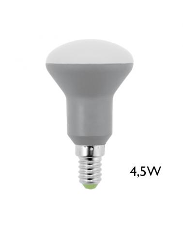 Bombilla Reflectora 50mm LED R50 4,5W E14