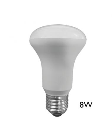 Bombilla Reflectora 63mm LED R63 8W E27