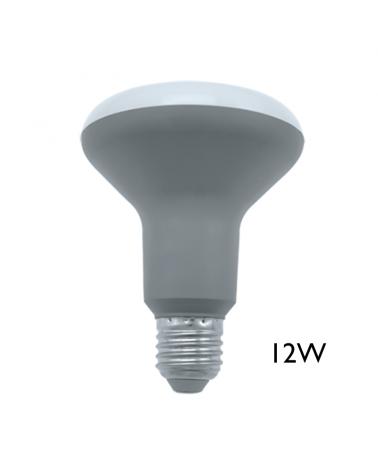 Reflectora LED R90 12W E27 40.000h
