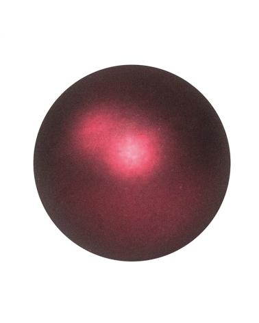 Bola Navidad diámetro granate mate