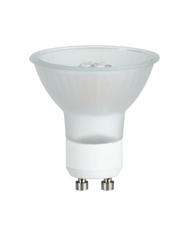 Dicroica LED GU10 Regulable 3,5W Regulable 2700k 250Lm