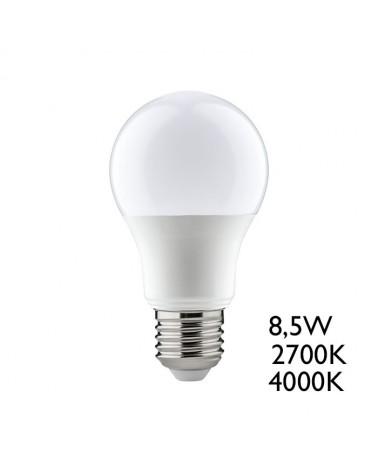 Bombilla Estándar LED 8,5W E27 A+