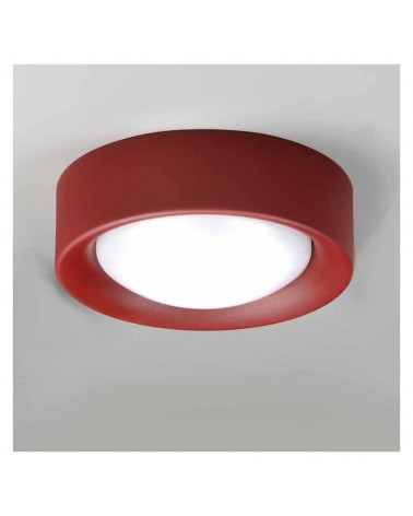 Plafón 20cm cilíndrico base estampada en acero regulable LED 11W 2700K 845Lm