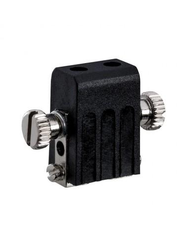 Casquillo para G5,3 para sistema cable 50W 12V