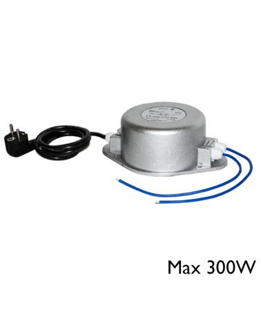 Transformador magnético máx. 300W 12V ac IP65.