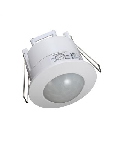 Sensor de presencia empotrable por infrarrojos 220-240V