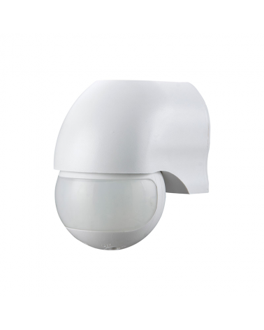 Sensor de presencia de pared por infrarrojos IP44 apto para exterior 220-240V