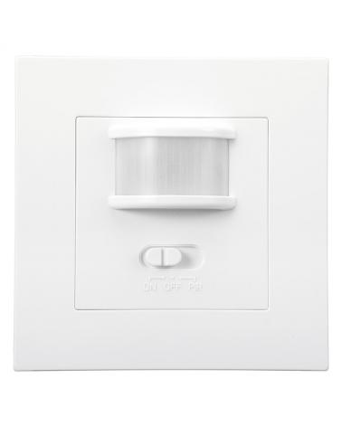 Sensor de presencia para instalar en mecanismos o interruptores