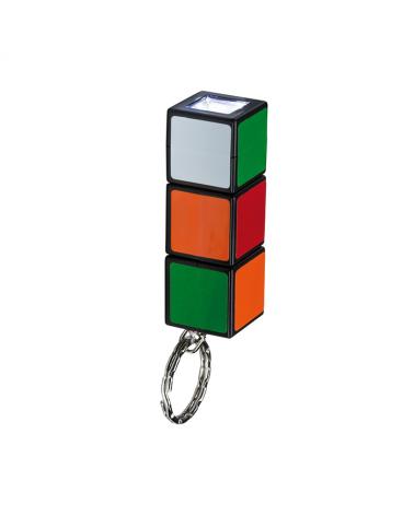 Linterna llavero cubo rubicLED B0,3W 5,5Lm