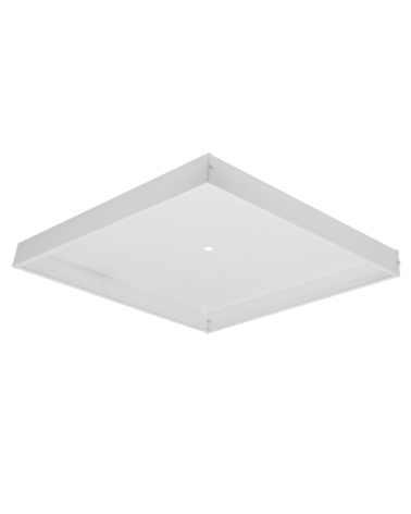 Cajón para superficie para panel 60x60cms