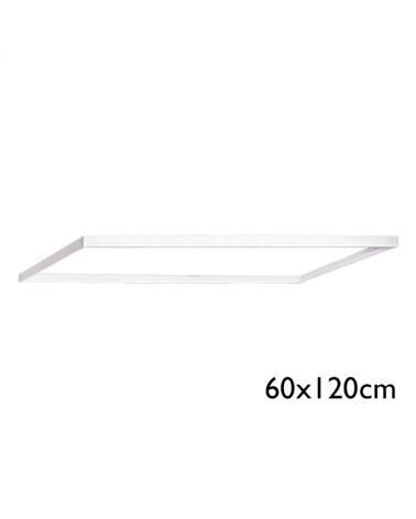 Cajón superficie desmontable 60x120x4,8cms para panel 120x60cms