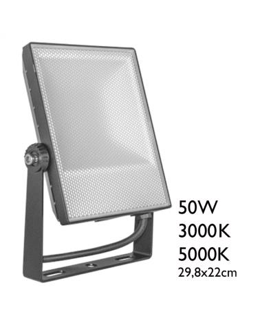 Proyector de exteriores 50W IP65