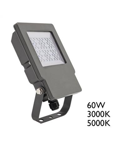 Proyector de exteriores 60W IP65 alta luminosidad