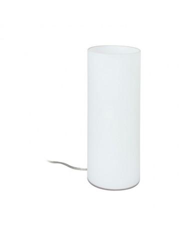 Lámpara de mesa de cristal opal 42 W  E14