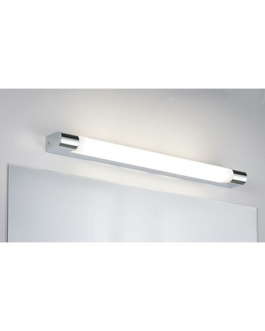 Aplique para baño IP44 63cm 10,5W LED 3000K 1400Lm