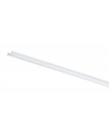 Cubre carril 68cm de plastico transparente