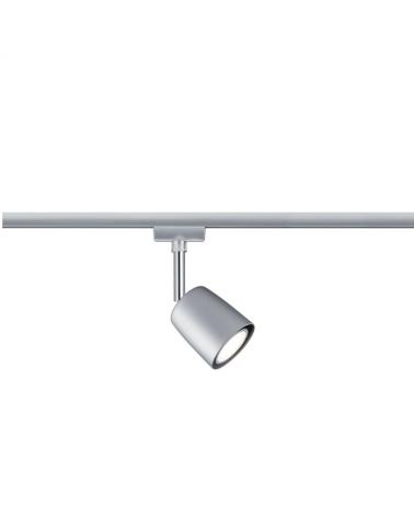 Foco para carril pantalla metal cono 10W GU10 Serie 142/1