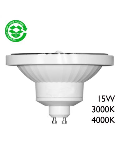 Spot 111 mm. AR111 LED 15W GU10 45º