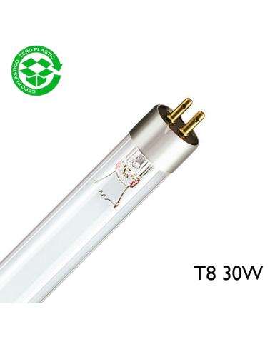 Tubo germicida 30W T8 G13 895mm.