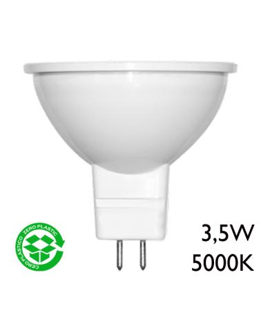 Spot Dicroica 50mm 3,5W 12V LED GU5.3 60° 5000K