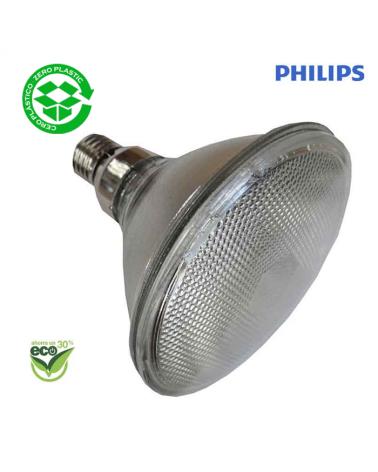 """Bombila PAR38 infrarojos Philips  175W """"ENERGY SAVER""""  E27 - blanca"""