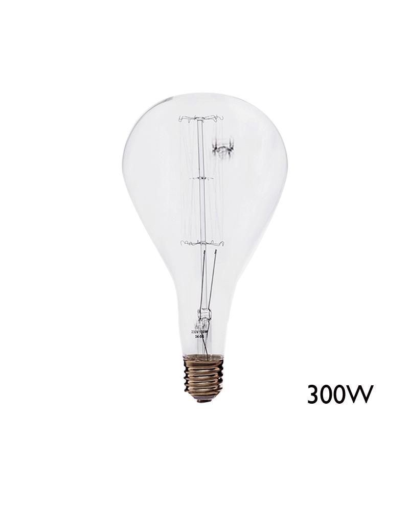 Lámpara estándard XL 90mm 300W E40