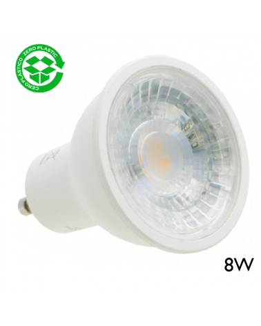 Spot Dicroica 50 mm. LED 8W GU10 38º 4000K