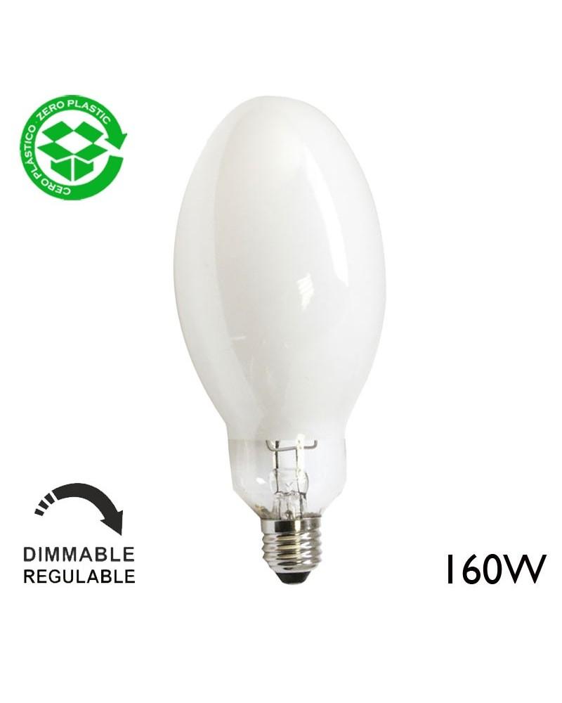 Lámpara de luz mezcla mercurio 160W E27 5000ºK