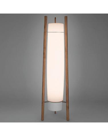 Lámpara portátil de exterior Inn Side 173 cm IP65 LED 4x16W 3000K