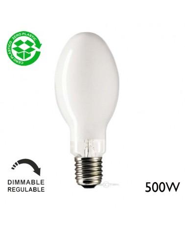 Lámpara de luz mezcla mercurio 500W E40 5000ºK