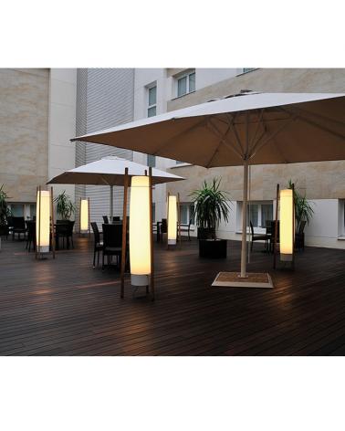 Portable outdoor lamp Inn Side 173 cm IP65 LED 4x16W 3000K