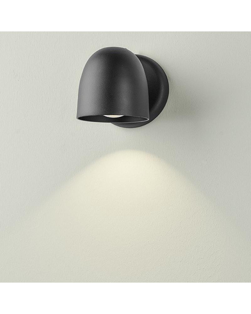 Speers Outdoor W1 metal LED 7W 2700K IP54 outdoor wall light