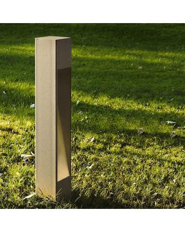 Outdoor beacon Topa 100 monolithic shape LED 32,1W 3000K IP65