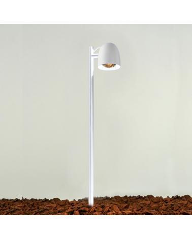 Baliza para exterior Speers Outdoor Bollard 85 cm de altura de metal IP54 LED 7W 2700K