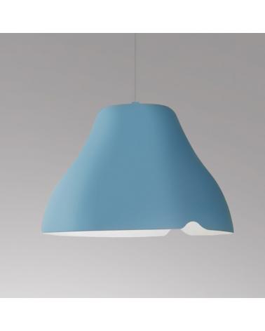 Lámpara de diseño de techo pantalla en aluminio GINKGO S40 E27 23W
